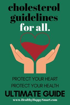 ultimate guide to cholesterol. Cholesterol guidelines risk factors symptoms for high cholesterol etc. Cholesterol Guidelines, Lower Your Cholesterol, Improve Mental Health, Good Mental Health, Health Tips, Health And Wellness, Health Fitness, Men's Fitness, Health Articles