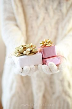.back at the main resort, Susan is handing out presents to our staff. How thoughtful.