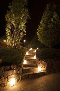luminarias inalámbricas COR #COR #eventos #bodas #terrazas #fiestas #iluminaciónsincables #tallerdellum