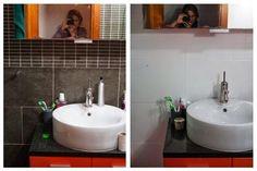 Renovar el cuarto de baño: claves para pintar los azulejos