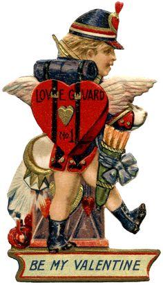 Cupid in Lederhosen Valentine Arrows Clipart Die Cut Valentines Lily Valentine, Valentine Cupid, Valentine Picture, Valentine Images, Valentines Greetings, Vintage Valentine Cards, Valentines For Kids, Cupid Images, Victorian Valentines