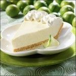 Best Key Lime Pie - 2 can Limeade 2 Cool whip; 2 can Condensed milk. Directions: 1. Gently mix together and put in pie shell of your choice.