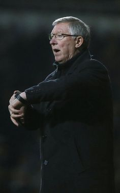 Legend Sir Alex Ferguson announced he is retiring. Will be missed.