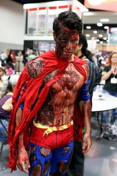 Super Man Comic Con 2013 #SDCC