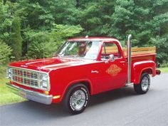 Little Red Express. My dad had one of these trucks. Very Cool and very fast.