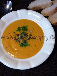 Dýňový krém Thai Red Curry, Ethnic Recipes, Food, Hokkaido, Essen, Meals, Yemek, Eten