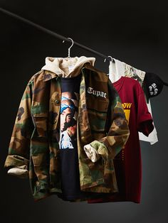 UO Exclusives: The 2Pac Forever Collection - Urban Outfitters - Blog
