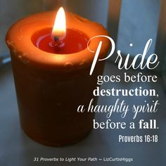 Chapter 6 ~ We All Fall Down ~ 31 Proverbs to Light Your Path
