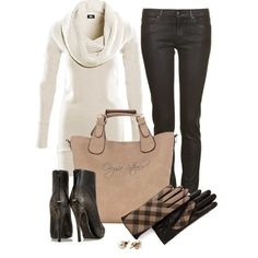 """""""Classic Check"""" by orysa on Polyvore"""