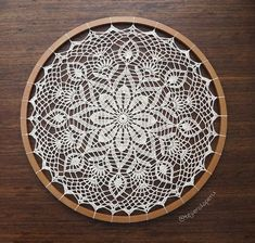 Your place to buy and sell all things handmade Crochet Dreamcatcher Pattern Free, Motif Mandala Crochet, Crochet Wall Art, Crochet Wall Hangings, Crochet Mandela, Doily Art, Doilies Crafts, Dream Catcher Craft, Embroidery Hoop Crafts