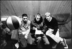 Beastie Boys still kickin' it live....