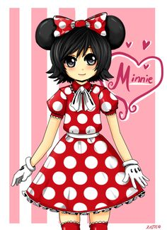 minnie by KataChan.deviantart.com on @deviantART