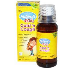 Hyland's Cold 'n Cough 4 Kids (1x4 Oz)