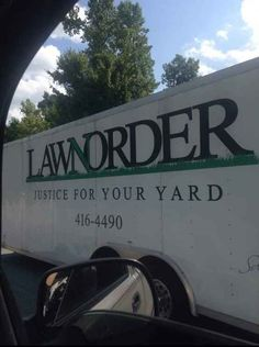 Law and Order puns everywhere