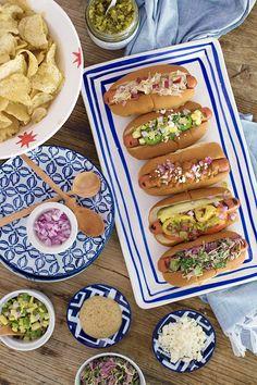 The Hot Dog: 5 Ways