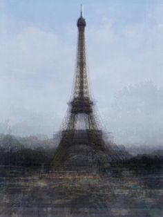 eiffel tower overlay