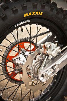 KTM EXC 350-F 2013 SIXDAYS