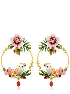 Earrings by Les Nereides