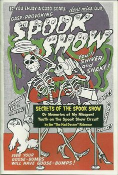 Don't miss our gasp-provoking spook show!