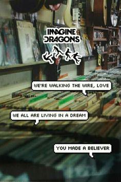 #Imagine Dragons #Music