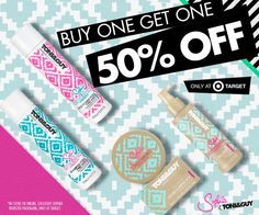 Save on Toni & Guy hair care products at Target + win a $50 Target gift card! #spon #ToniGuyGlam
