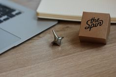 Having a great spinning top is not enough. Make it as an outstanding desk accessory with The Spin! Find us on ETSY