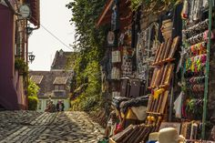 Craft Market, Sighisoara, Romania Editorial Image - Image of famous, architecture: 43233650 Craft Markets, Medieval, Europe, Stock Photos, Marketing, Architecture, World, Building, Crafts