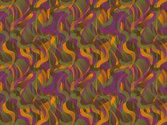 """kelp ribbons obi"" by kfunk937 fashion, home, kelp ribbons, kfunk937, obi sunset"