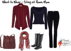 what to wear stay at home mum winter
