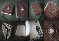 Celtic Book by Nymla