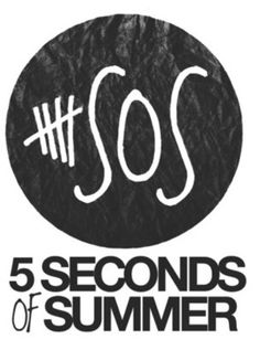 5sos logo on pinterest 5sos 5 seconds of summer and