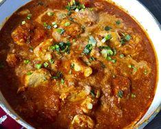 Kurczak Tikka Masala - Blog z apetytem Tasty, Yummy Food, Garam Masala, Poultry, Chili, Chicken Recipes, Curry, Food And Drink, Soup