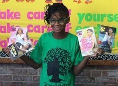 This 11-Year-Old Wants To Help Kids Discover Books They Can Relate To.