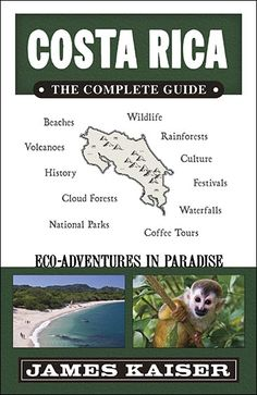 The BEST Costa Rica travel tips! Easy ways to save time, money and prevent travel nightmares. Don't visit Costa Rica without this guidebook!
