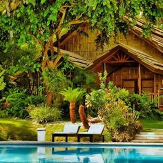 "Pearl Farm Resort is in the Samal Islands in Davao City, Philippines ""tour guide sayote"" Resorts In Philippines, Philippines Destinations, Visit Philippines, Philippines Travel, Fort Santiago, Luxury Tree Houses, Lanai Island, Philippine Holidays, Viajes"