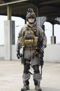 Full PCU clothing system, special operations developed cold/wet weather 7 layer system.
