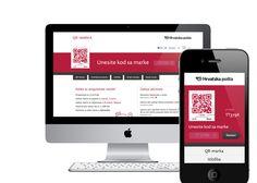 Interactive Postal Stamp > Bruketa & Zinic