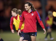 Gallery: WNT Caps Off First Day of January Camp with Afternoon Training Session - U.S. Soccer