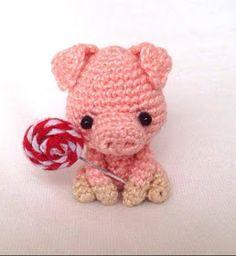 Amigurumi Pig Free Pattern : amigurumi on Pinterest Amigurumi, Amigurumi Patterns and ...