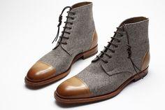 Zerozeroone Sohi Derby Boot  I like this!  Marc Alan Innes & Associates LLC Luxury Acquisition and Development Http://2825ThePenthouse.yolasite.com