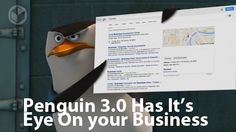 Penguin 3.0 Algorithm Update: Don't delay in taking the necessary safeguards to protect your website from a Google Penguin 3.0 penalty. If you get hit, it could mean a full year before you have any hopes of recovering.