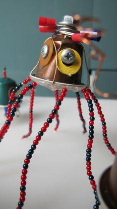 toys with nespresso capsules