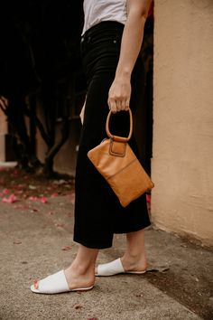 Simple Spring Look with HOBO Bags
