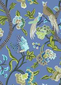 Janta Bazaar Wallpaper from Thibaut