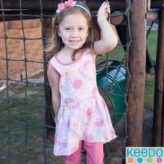Keedo, a trusted and proudly South African brand, blends imagination, comfort and style to create functional and fashionable designer clothes for kids worldwide. Two Girls, Spring Collection, Summer 2015, Baby Kids, Kids Outfits, African, Summer Dresses, Pretty, Shopping