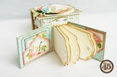 Featured Company: Graphic 45 :: Paper Crafter's Library