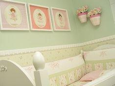 quarto de bebe jardim das fadas