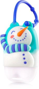Snowman Pocketbac Holder Bath Body Works Bath Body Works