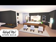 Tiny House Layout, Small House Design, House Layouts, Cool House Designs, Home Roblox, Futuristic Home, Small Modern Home, Cute Room Ideas, Aesthetic Bedroom