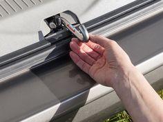 AIR-SAFE® VW T6/T5 California: sicher lüften.